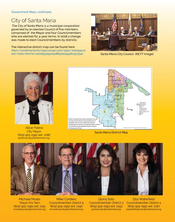 Santa Maria City Council