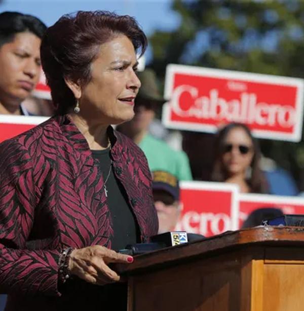 Senator Anna Cabvallero