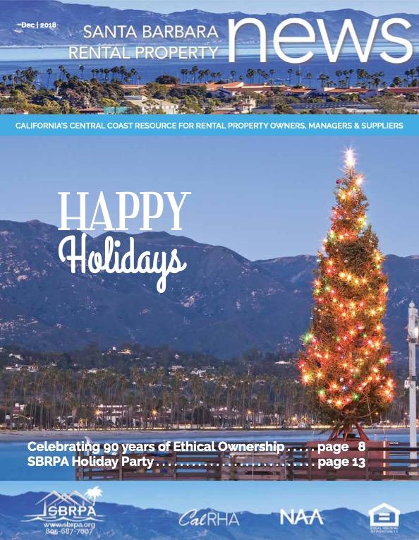 SBRPA December 2018 Magazines