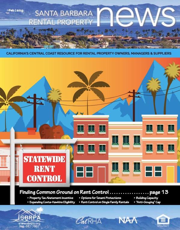 SBRPA February 2019 Magazines