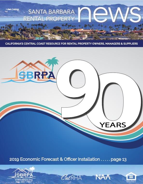SBRPA January 2019 Magazines