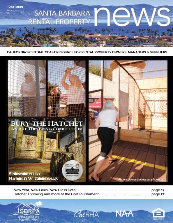SBRPA December 2019 Magazines