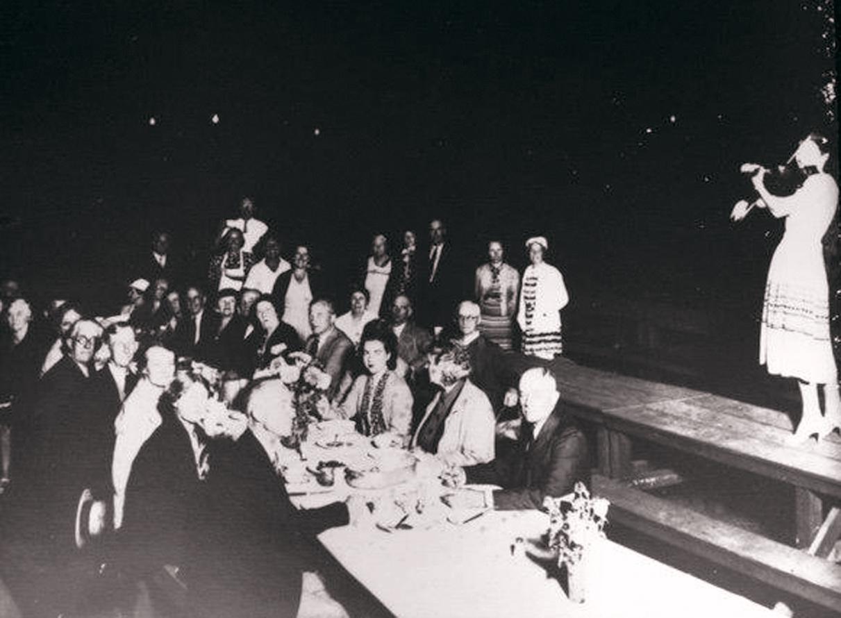1929 Membership Meeting