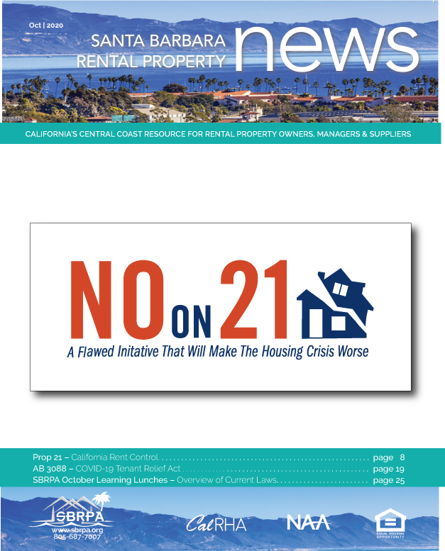 Oct 2020 SBRPA Magazine