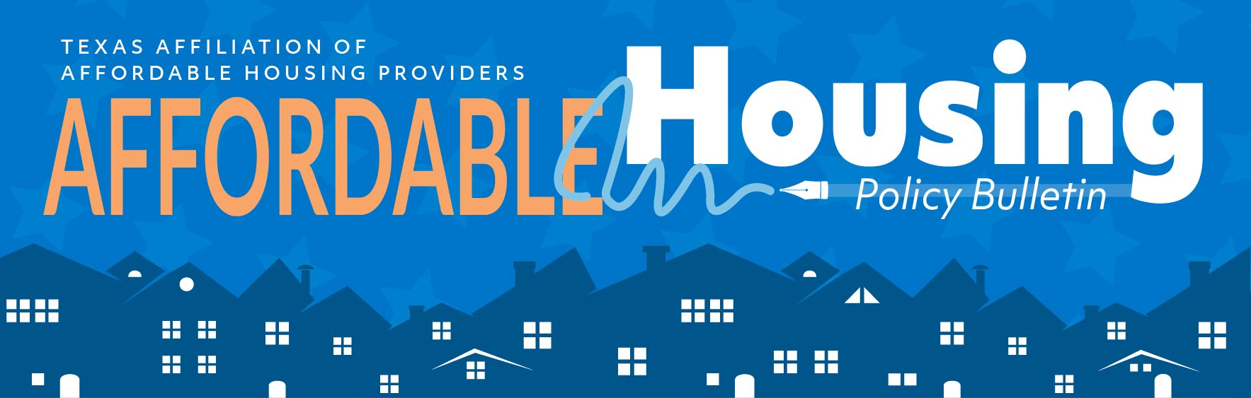 Affordable Housing Policy Bulletin