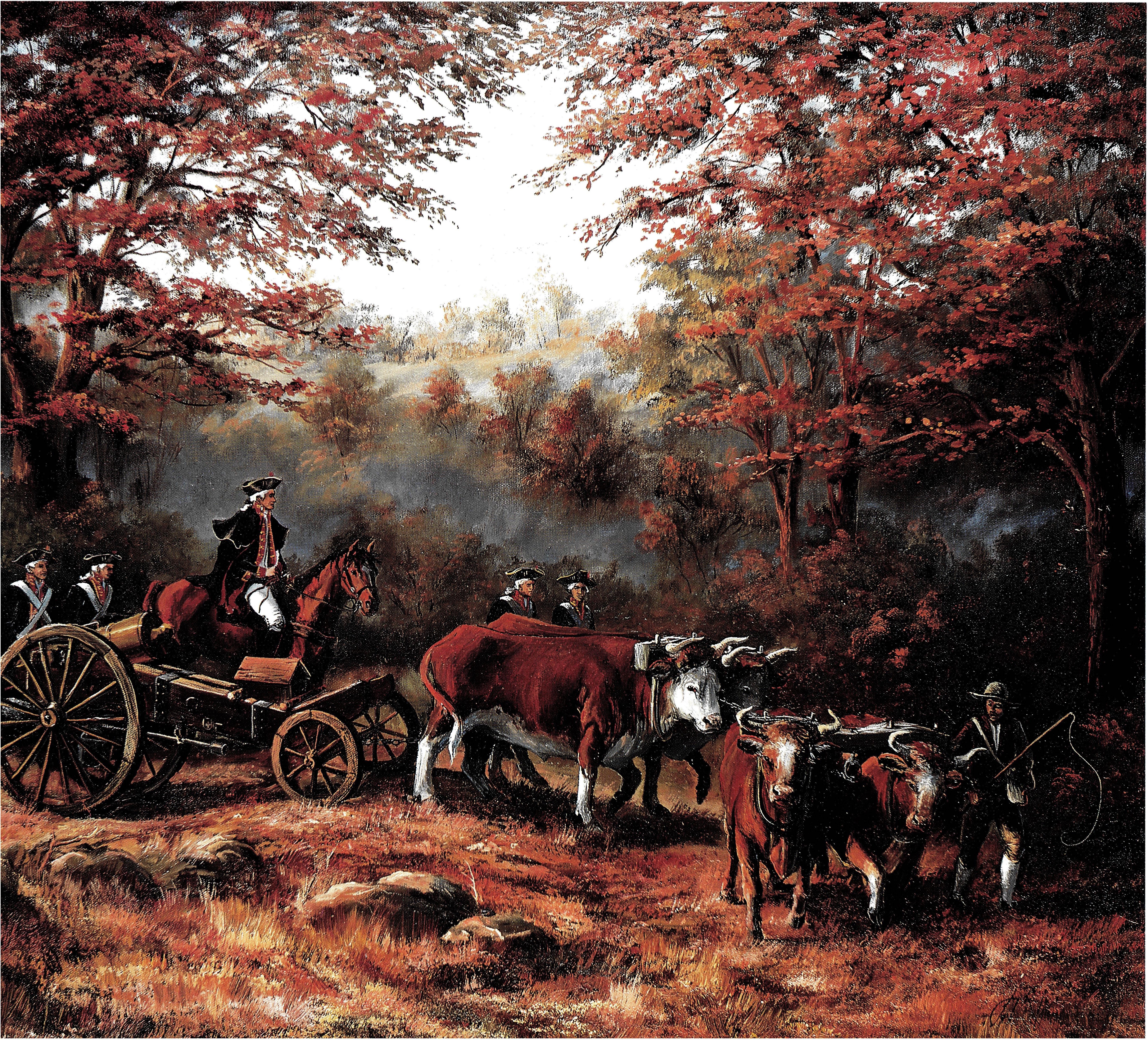 America's First Field Artillery