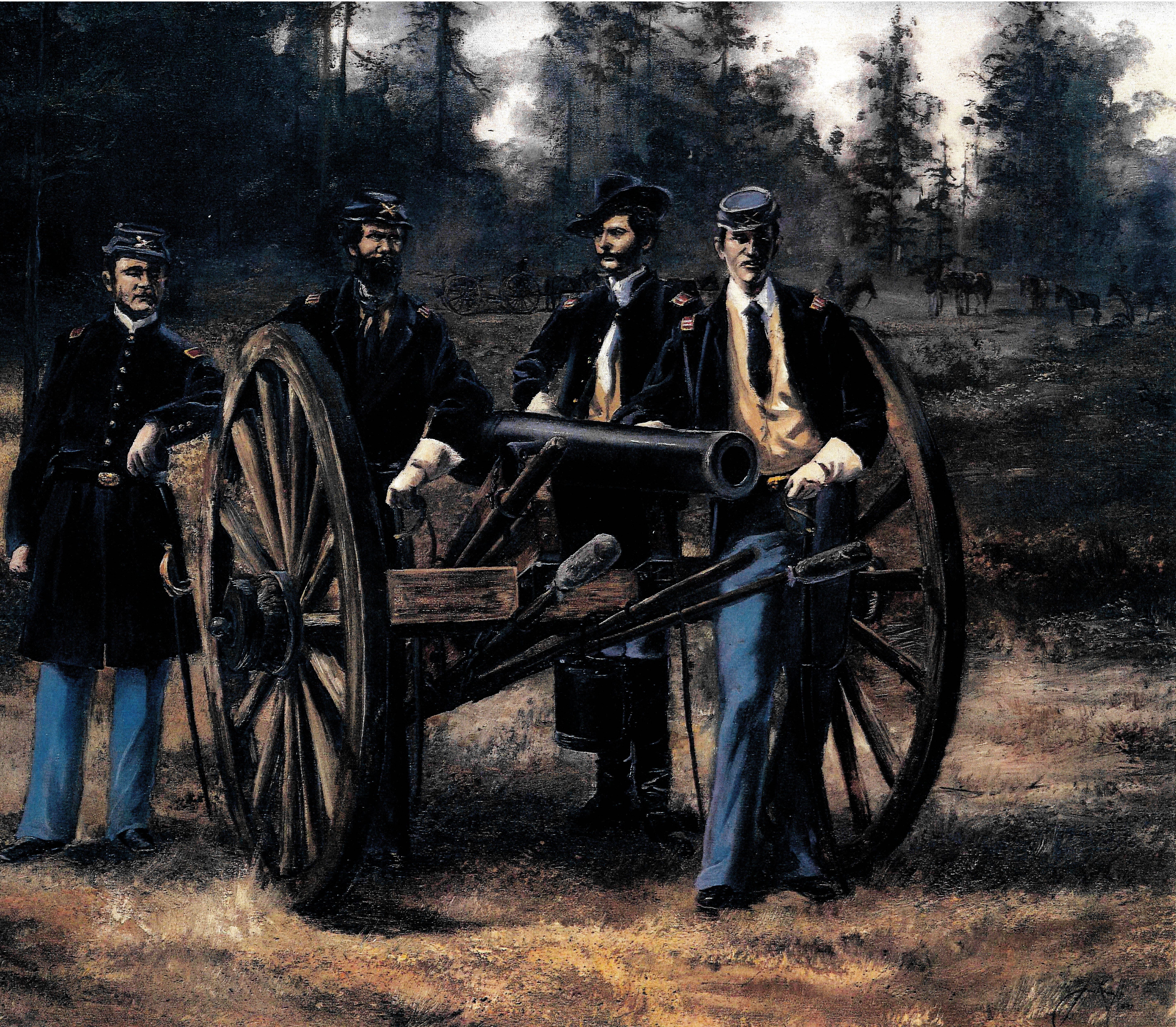 Field Artillerymen